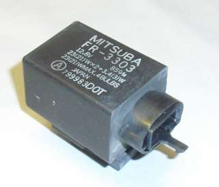PC 19 Blinker Relais Blinkerrelais flasher Mitsuba FR 3303