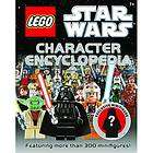 LEGO STAR WARS CHARACTER ENCYCLOPEDIA HARDCOVER HC Refe