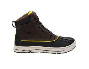 Nike Woodside (GS) Ironstone/Black Light Brown Big Kids ACG Boots