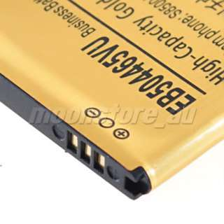 GOLD 2430MAH HIGH CAPACITY BATTERY FOR SAMSUNG I5700 GALAXY SPICA