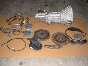 2004 01 02 03 04 Ford Mustang T 3650 Transmission Conversion