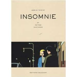 Insomnie (French Edition) (9782756015811): Adrian Tomine: Books