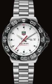NEW TAG HEUER MENS LADIES DESIGNER F1 FORMULA 1 AQUARACER CARRERA