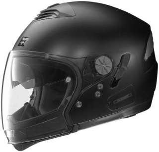 NEW NOLAN N 43 Motorcycle Helmet Outlaw Flat Black