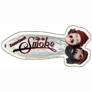 Cheech & Chong   Up In Smoke Joint Decal   Sticker