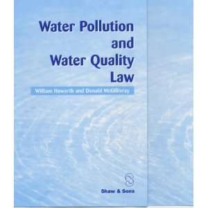 Water Pollution and Water Quality Law (9780721911021