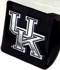 Kentucky Wildcats All Metal Hitch Receiver Cover