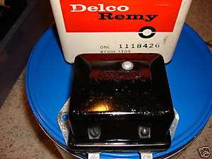 delco remy voltage regulator p/n 1118426 6 volt new