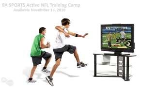 NFL Training Camp Nintendo Wii Sports Game Bundle 014633169157