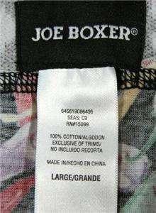 NEW Mens Size Large Joe Boxer Chili Pepper Lounge Pants 6436
