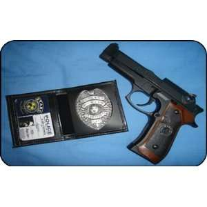 Albert Wesker STARS ID Card Resident Evil Cosplay Office Products