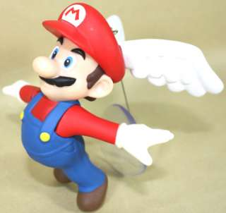 FLYING MARIO RED 5SUPER MARIO BROS FIGURE TOY