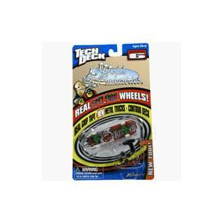 World Industries Crum Off The Wagon Techdeck Toys & Games
