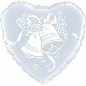 By Mayflower Distributing Wedding Bells Foil Balloon