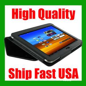 Magnetic Leather Case Cover Stand for Samsung Galaxy Tab 8.9 GT P7300