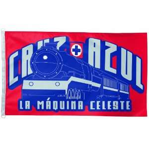 Club Deportivo Cruz Azul 3 by 5 Foot Flag: Sports