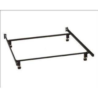 Series Super Heavy Duty Twin Size Metal Bed Frame With Rug Rollers