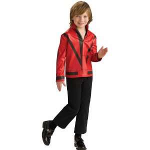 Thriller Red Jacket Medium 8 10 Michael Jackson Collection