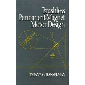 Brushless Permanent Magnet Motor Design (9780070260252