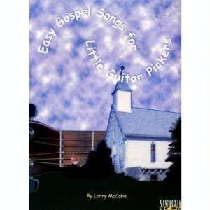 Easy Gospel Guitar Songs for Little Pickers Book with