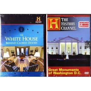 The History Channel Washington DC 2 Pack  The White House