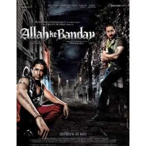 Allah Ke Banday Movie Poster (11 x 17 Inches   28cm x 44cm) (2010