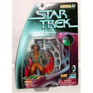 KANG Star Trek Deep Space Nine Warp Factor Series 4