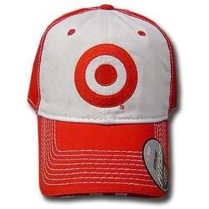 REED SORENSON #41 WHITE RED TARGET CAP HAT NASCAR ADJ