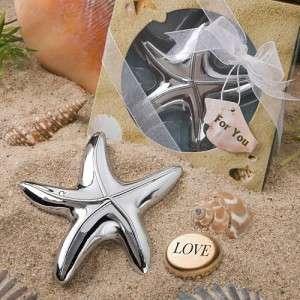 50 Beach Starfish Bottle Opener Wedding/Bridal Shower Favors