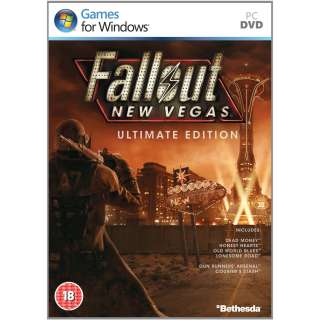 PC Fallout New Vegas Ultimate Edition Game *NEW & SEALED*
