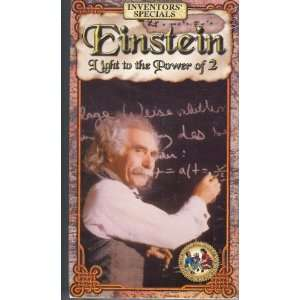 Einstein Light to the Power of 2 (Inventors Special VHS