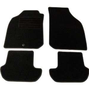 Velour floor mats car mats Ford KA 10.2000 08.2008 4