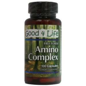 Amino Acid Complex (100 caps): Health & Personal Care