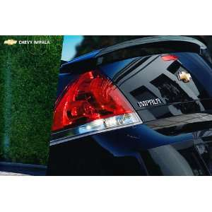2008 Chevrolet Chevy Impala Original Sales Brochure