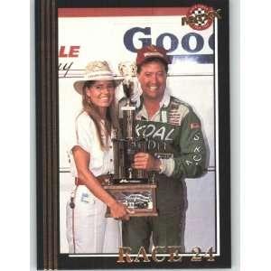 1992 Maxx Black Racing Card # 288 Harry Gant YR   NASCAR Trading Cards