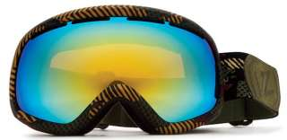 2012 New Release VON ZIPPER SKYLAB Spherical Lens Snow Goggles   Bob