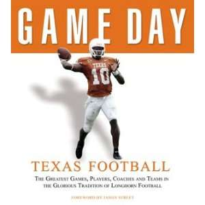 Longhorns Fooball Game Day Book (Vince Young) Spors & Oudoors
