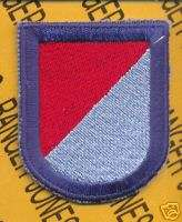 17 Air Cavalry ACR 101st Airborne beret flash patch