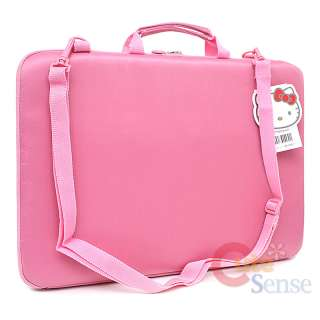 Hello Kitty LapTop Case Bag / Computer Briefcase Fromed Case/ Bag Up