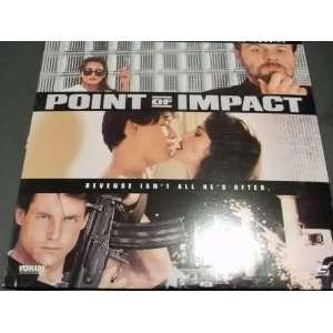 Point of Impact Laserdisc Michael Pare, Barbara Carrera