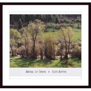Spring   Artist: Clyde Aspevig  Poster Size: 31 X 27: Home & Kitchen
