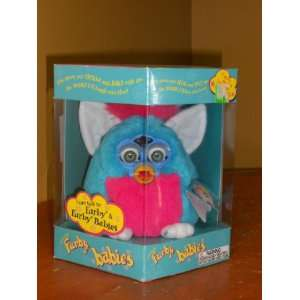 Electronic Furby Babies (Teal & Pink): Toys & Games