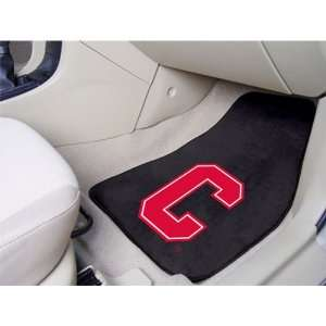 Cornell Big Red NCAA Car Floor Mats (2 Front) Sports