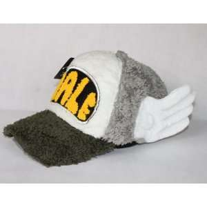 Thick Hat Dr.slump Arale Chan Cap Hat with Angel Wings Cosplay. Dark