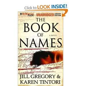 The Book of Names (9781423330790): Jill Gregory, Karen