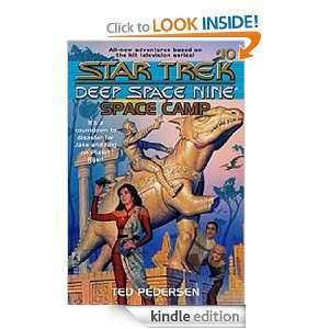 Space Camp (Star Trek Deep Space Nine) eBook Ted Pedersen