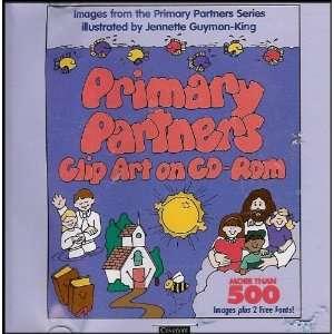 Clip Art on CD ROM (More Than 500 Images) Jennette Guymon King Books