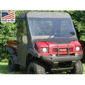 GCL UTV Kawasaki Mule 4000/4010 Full Cab Enclosure with