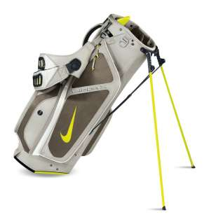 NIKE VAPOR X CARRY Golf Bag   GRANITE/ELECTROLIME/SMOKE