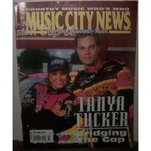 com Music City News Magazine October 1994 Lydia Dixon Harden Books